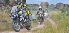 Touratech Motorradzubehör: Zega Pro Alukoffer, Companero, Sitzbänke, Fahrwerk und mehr