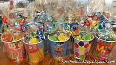 Give away Kids Birthday