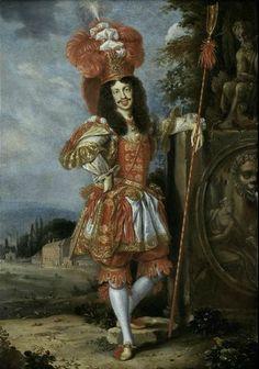 Jan Thomas (1617-1678), 'Emperor Leopold I' (1640-1705), 1667. Kunsthistorisches Museum Wien.