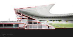 Mineirão Stadium / BCMF Arquitetos
