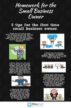 Small Business Tips! #infographic
