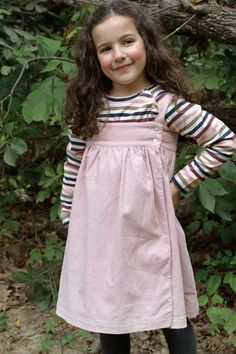 Fall Girls :: View All :: Lucy Marin Top - Olive Juice | Childrens Clothing | Girls Dresses | Kids Clothes | Girls Clothing | Classic Kids Clothing