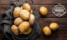 Bratkartoffeln, Petersilerdäpfel, Püree, Rösti, Pommes … Die Liste an Erdäpfel-Gerichten ist schier endlos. Die Knolle ist einfach ein Multitalent, das zwar unscheinbar aussieht, es unter der Schale aber echt drauf hat. Food Facts, Potatoes, Vegetables, Eating Raw, Fried Potatoes, Potato, Vegetable Recipes