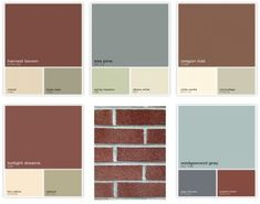 Best Exterior Paint Colours For House Red Brick Cape Cod 26 Ideas - All For Remodeling İdeas