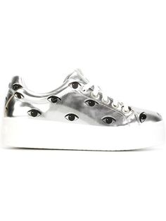 Shop Kenzo  K-PY  eyes sneakers in Satù from the world s best independent 4d0772df69b8