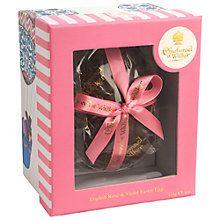 Buy Charbonnel et Walker Dark Chocolate Easter Egg with Rose & Violet Creams Online at johnlewis.com
