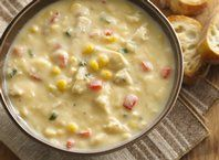 Jalapeño-Potato Chowder recipe from Betty Crocker