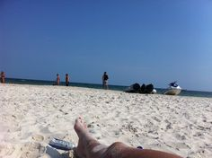 Hot Sun, White Beaches!