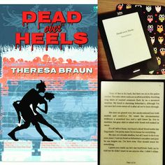 Dead over Heels by Theresa Braun review. Follow the link to read the full review.