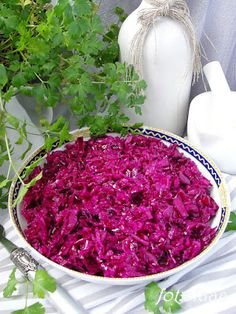 Coleslaw, Kraut, Food Hacks, Salad Recipes, Cabbage, Food And Drink, Vegetables, Cooking, Smoothie