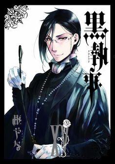 Resultado de imagem para kuroshitsuji manga illustration