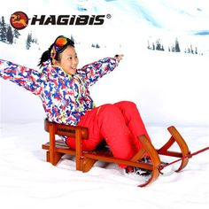 is_customized: YesModel Number: JS-BABYsize: picture showmaterial: beechsuit for: kidsweight: bearing: wooden sleditem: snow sleditem snow sledgeitem slittino neve Luge, Snowboarding, Skiing, Sled, Plein Air, Winter, Children, Kids, Skate