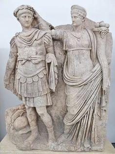 Neron y Agripa