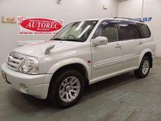 Japanese vehicles to the world: 2004 Suzuki Grand Escudo 4WD 7seater for Tanzania ...
