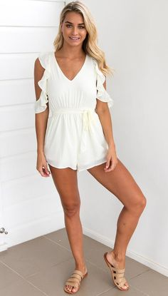 Daisy Dream Playsuit