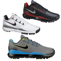 Nike TW14 (TW2014) Golf Shoes Tiger Woods Shoes $179.99 at fairwaygolfusa.com #fairwaygolfusa