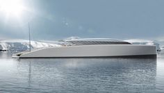 Pastrovich Studio Unwraps a Nearly 300-Foot Megayacht Concept | Boating & Yachting | Robb Report - The Global Luxury Source
