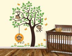 Descubre los mejores Vinilos Decorativos para el cuarto de tu Bebe o de ideas infantiles para tu niño o tu niña y aprende como se colocan.