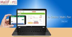 100% original products on MallFort.com Jo Dekho Wahi Kharido..