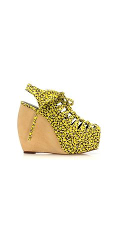 ※♬… suno x loeffler randall erin wedge .. now that's a wedge!