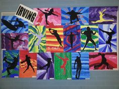 school art show display ideas | Posted by Mrs. Tague at 8:14 AM