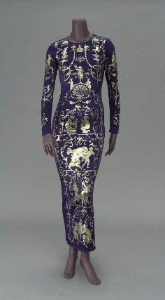 Woman's dress English, Fall–winter 1991–92 Vivienne Westwood