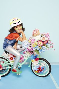 We hold this truth to be self-evident: Every kid loves a parade. Even better: decking out their bike or trike to ride in one! Bicycle Decor, Kids Bicycle, Bike Decorations, Bike Parade, Colored Tape, Hanging Stars, Paper Stars, My Ride, Summer Fun