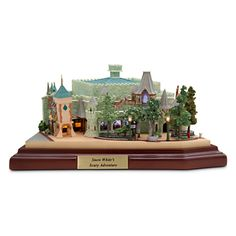 Disneyland Snow Whites Scary Adventure Miniature by Olszewski | Olszewski | Disney Store