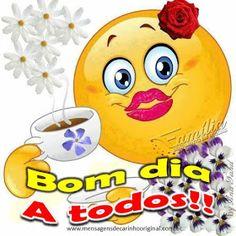 MENSAGENS DE CARINHO: Bom dia!
