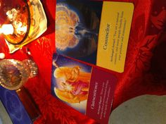 Archangels Oracle Daily Messages: Clairsentiece  from Archangel Raguel Counselor from Archangel Azriel You are a natural counselor and all people will benefit as you give guidance and reassurance to all.  Notice your recurring physical and emotional feelings as they signify Divine guidance.