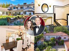 Tom Hanks et Rita Wilson, maison de Los Angeles