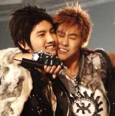 Aw <3 ^^ - TVXQ/HoMin (Jung Yunho + Shim Changmin) Photo (31629350) - Fanpop