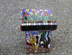 Mosaic Art by Tina Paris
