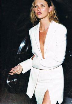 All white & great skirt