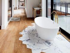Кoj e новиот светски тренд во дизајнирање на подови!
