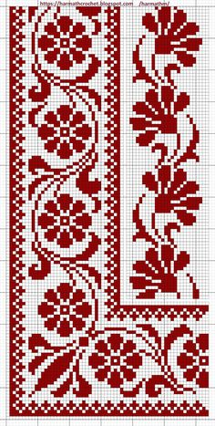 Cross Stitch Boarders, Small Cross Stitch, Cross Stitch Letters, Cross Stitch Bookmarks, Cross Stitch Rose, Cross Stitch Samplers, Cross Stitching, Free Cross Stitch Charts, Cross Stitch Freebies