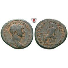 Römische Provinzialprägungen, Kyrrhestika, Kyrrhos, Traianus, Bronze, ss+: Kyrrhestika, Kyrrhos. Bronze 26 mm Kyrrhos. Kopf r. mit… #coins