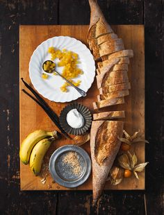 FANCY FRENCH TOAST / PHOTO BY MICHAEL GRAYDON, STYLING BY NIKOLE HERRIOTT