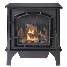 Vent-free fireplace for your home. #winter #heater