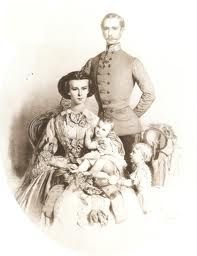Los Emperadores y sus hijos