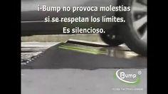i-Bump: el badén que genera energía al paso de los vehículos. Más información: http://ecoinventos.com/i-bump-el-baden-que-genera-energia/