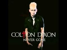 """Colton Dixon's Single, """"Never Gone"""" released on September 24, 2012. It's an AMAZING song!!!! Enjoy!  Buy his album on January 29th 2013!!!!!!    No copyright intended; I own nothing."""