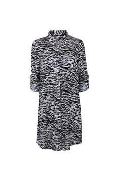 KAYLA SHIRT DRESS