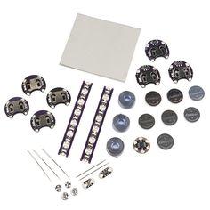 Introducing the LilyPad Design Kit