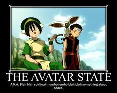 The Avatar State by FFAvatarBender.deviantart.com on @deviantART
