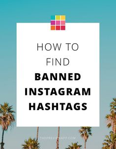 Follow these steps to check if a hashtag is banned on Instagram.