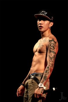 Find images and videos about kpop, Tattoos and jay park on We Heart It - the app to get lost in what you love. Jay Park, Park Jaebeom, 2ne1, Jaebum, Btob, Rapper, Hot Asian Men, Culture Pop, Korean American