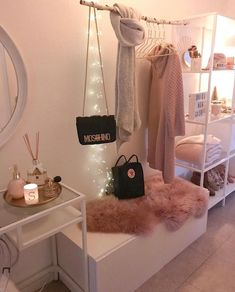 Yours Journal - You, Yours, You - Home Decor Ideas Small Room Bedroom, Room Ideas Bedroom, Bedroom Decor, Cute Room Decor, Teen Room Decor, Glam Room, Stylish Bedroom, Room Goals, Aesthetic Room Decor