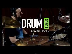 FLAVIO FRANK - CHOP SUEY - Live at Basic Tapes Studio #basictapes #drumcover
