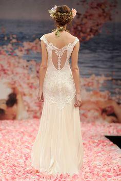 Claire Pettibone 'THALIA' wedding gown